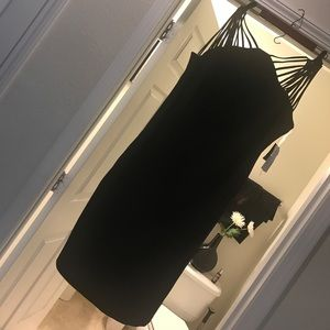 Dresses & Skirts - Strappy sexy blk dress. NWT