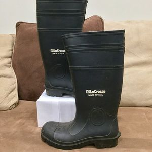 LaCrosse Shoes - LaCrosse tall work wading boot