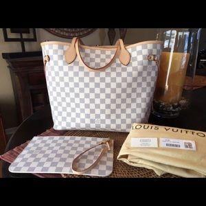 Louis Vuitton Handbags - Louis Vuitton Azur Rose Ballerine 💕 with pouch