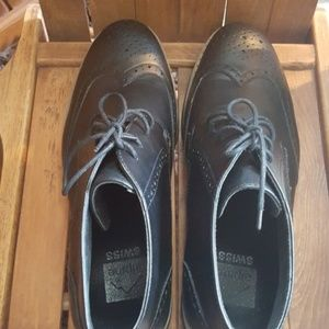 Alpine Swiss Other - Men's loafers