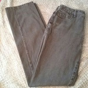 Coldwater Creek Denim - Coldwater Creek classic fit size 8 black jeans