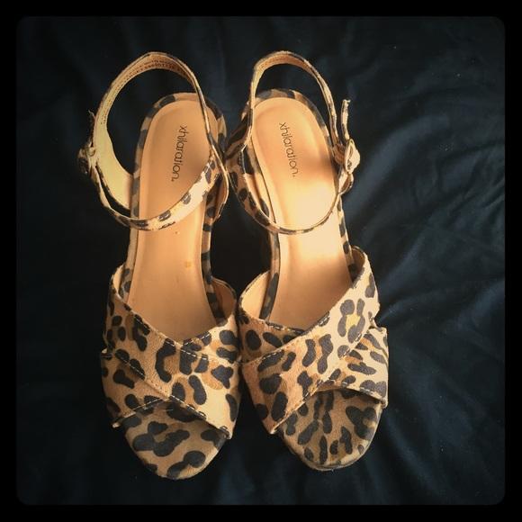 Xhilaration Brand Black Size  Shoes
