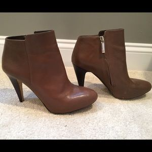 Banana Republic Shoes - Banana Republic Tilia Brown Ankle Boots