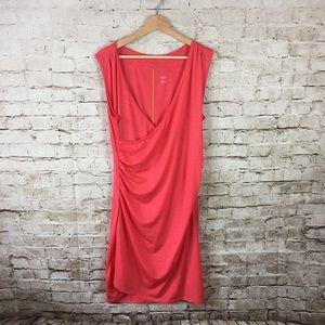 Icebreaker Dresses & Skirts - Women's Coral Icebreaker Merino Dress size Large