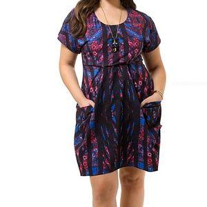 City Chic Dresses & Skirts - City chic Tunic Dress size L