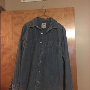 Levi's Other - NWOT Levi Men's Denim Shirt Size Small