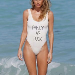 Other - New Fancy As F*ck Festival Body Suit Swimsuit