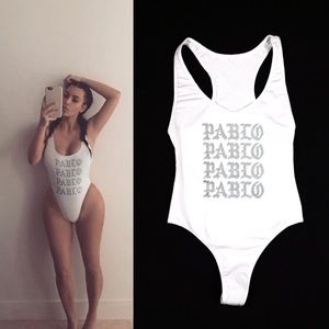 Other - New Pablo Pablo Pablo Kardashian Bodysuit Swimsuit