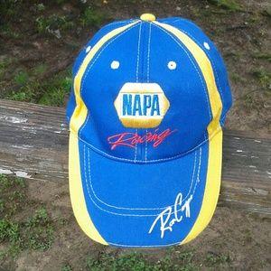 Napa Racing #28 Ron Capps men's cap