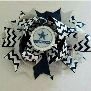 Other - Price drop! New Dallas Cowboys hairbow