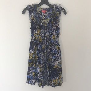 Elle Frayed Dress