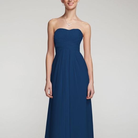 David S Bridal Plus Size Wedding Gowns: Davids Bridal Bridesmaid Dress Plus Size