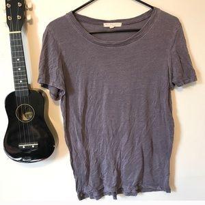 Urban outfitters plum tshirt