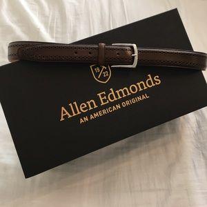 Allen Edmonds Other - Allen Edmonds - Manistee Leather Belt