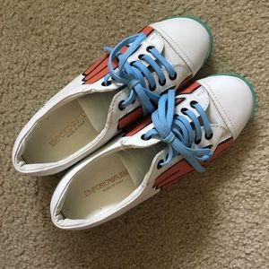 Armani sneakers