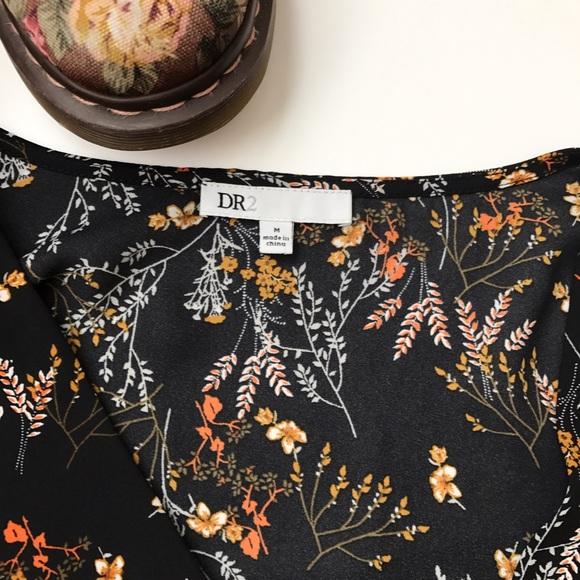 Daniel Rainn Floral Print Blouse 99