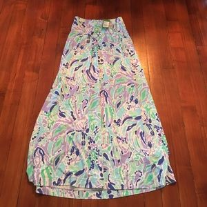Lilly Pulitzer Dresses & Skirts - NWT! Lilly Pulitzer maxi skirt