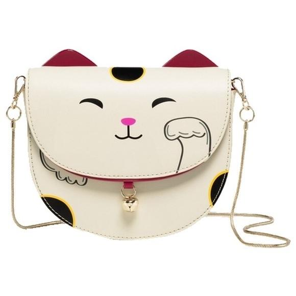 7765f777e kate spade Bags | Hello Tokyo Lucky Cat Purse | Poshmark