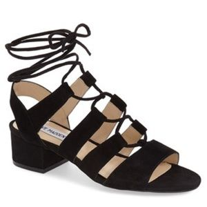 Steve Madden Kitty Sandals. Worn twice. Size 7.