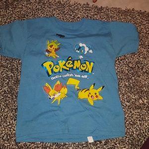Pokemon Other - 3 for $10   Boy's tshirt