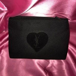 Yves Saint Laurent Handbags - Yves Saint Laurent Perfume/Make up Bag