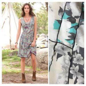 Sundance Dresses & Skirts - Sundance Silk Evelyn Dress in Floral Print