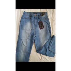 Fashion Nova Denim - Fashion nova high waisted skinny jeans brand new