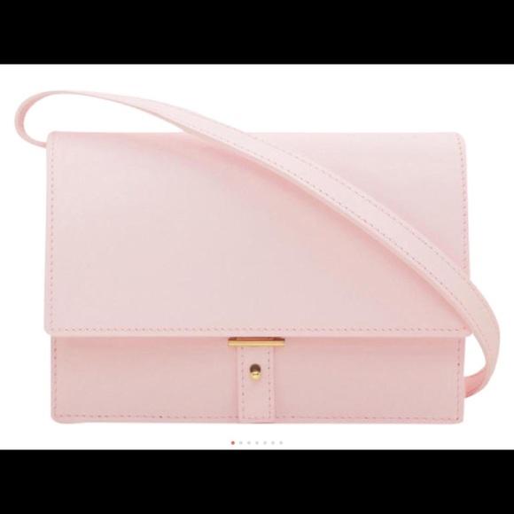 a06956b787a PB 0110 Bags   By Philipp Bree Light Pink Crossbody Bag   Poshmark