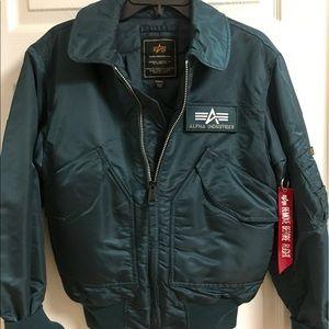 Alpha Industries Jackets & Blazers - Alpha Industries Bomber Jacket Xs Men