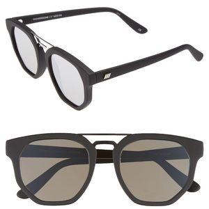 Le Specs Accessories - Le Specs Thunderdome 52mm Sunglasses