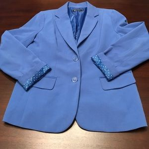 Women's 12 New York & Co. 7th Ave Suiting Blazer