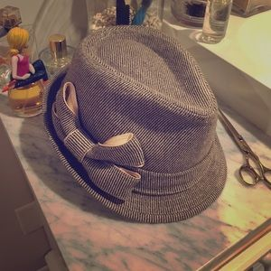 Other - Fidora Hat with Bow
