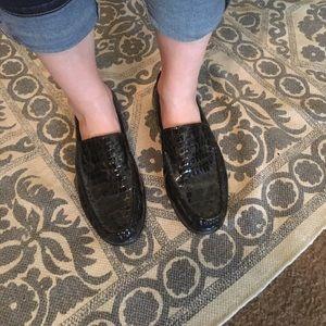 Aetrex Shoes - Black slip on