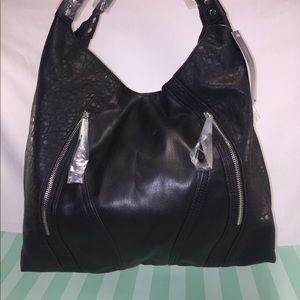 French Connection Handbags - FRENCH CONNECTION NWT BlacK Hobo