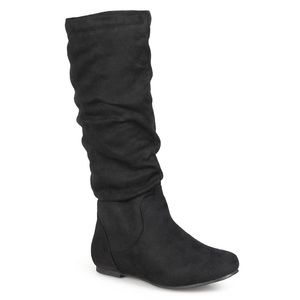 Journee Collection Shoes - NWOT Suede Knee High Boots