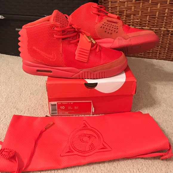 ca6e275a294 Yeezy 2 red October Replica. M 59261b1078b31c5d8400c14a