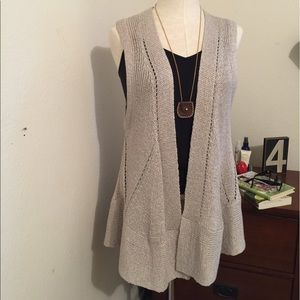 Angel Of The North Other - Anthropologie Sweater Vest