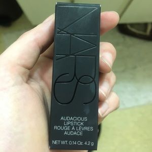 NARS Other - New in box NARS audacious lipstick Raquel