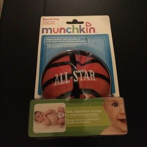 Munchkin Other - NWT DIAPER CHANGING CUP FOR BABY BOY