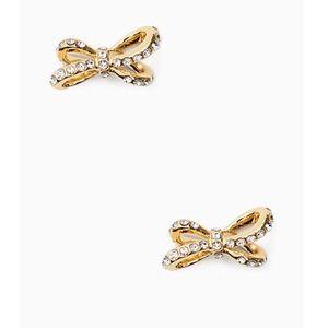 Kate Spade Pave Earrings