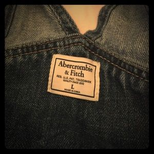 Abercrombie & Fitch Denim - Abrocobie and fitch overalls