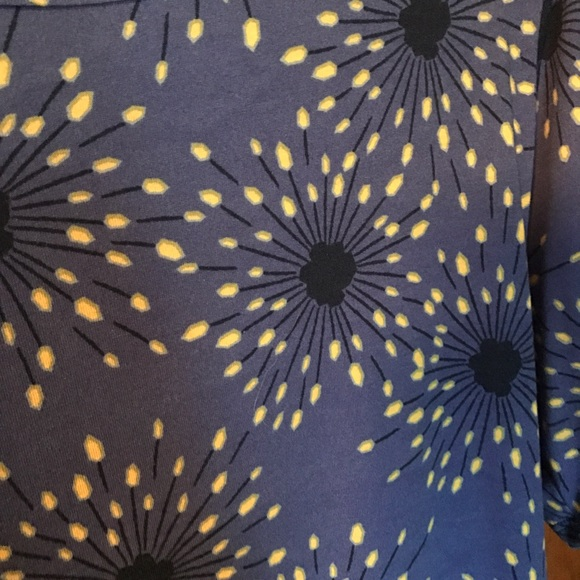 LuLaRoe Dresses - LulaRoe Starburst Print Julia