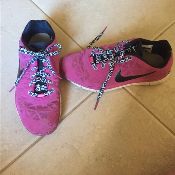 Nike Shoes Cheetah Laces