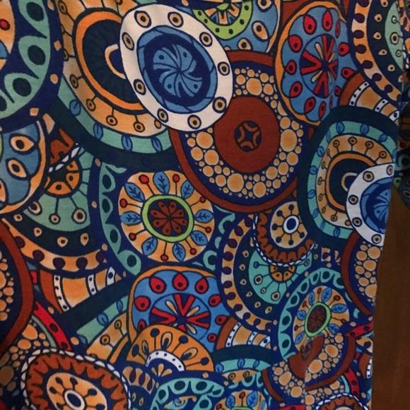 LuLaRoe Dresses - LulaRoe Patterned Ana
