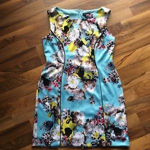 Tahari Dresses & Skirts - Tahari Dress Unique and Beautiful Print 12P