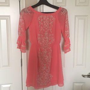 Dresses & Skirts - White House Black Market off the shoulder dress