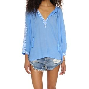 Melissa Odabash Tops - Melissa Odabash beach blouse