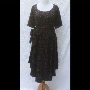 eshakti Dresses & Skirts - New Eshakti Asymmetrical Fit & Flare Dress 20W