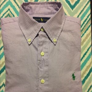 Polo by Ralph Lauren Other - Polo Ralph Lauren Purple Button Down