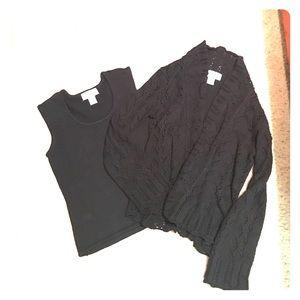 Bloomingdale's Sweaters - Bloomingdales! Gorgeous set!